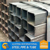 MS black square steel pipe for wholesale alibaba china