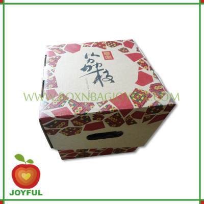 fruit carton box apples