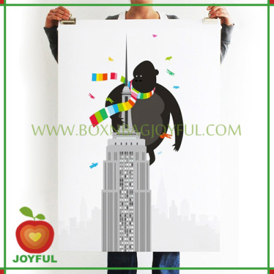 printing poster