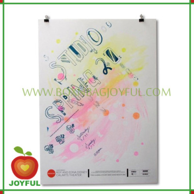 colour poster printing