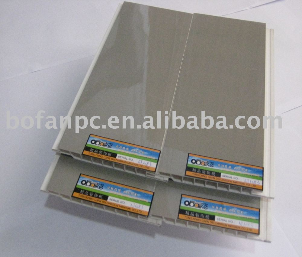 Pvc Ceiling Panel Product : Pvc ceiling panel for decoration buy