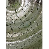 high quality borosilicate glass tube