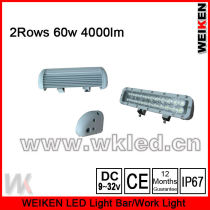 60W off road LED light,ATV UTV light,