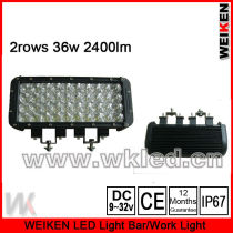 4 rows 12'' 120w off road led light