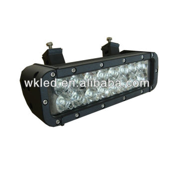 Ip67 48w flood beam two row led bar lighting for ATV UTV