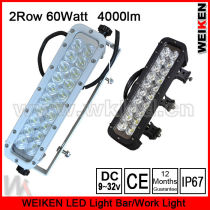 60W LED light bar offroad Headlight for ATV UTV good waterproof