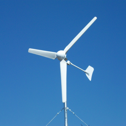 small 1000W rooftop wind turbine generator