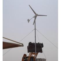 1kw Horizontal wind mill wind mill 1 kw mini home wind turbine