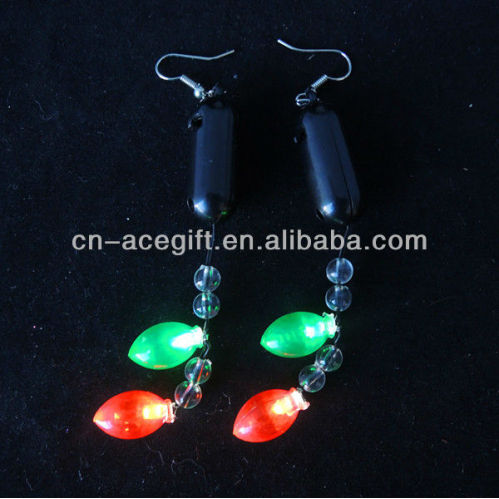light up christmas earrings,christmas novelty earrings - china ...