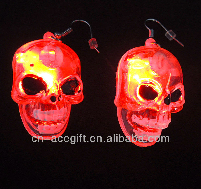 light up christmas earrings,flashing xmas earrings - china ...