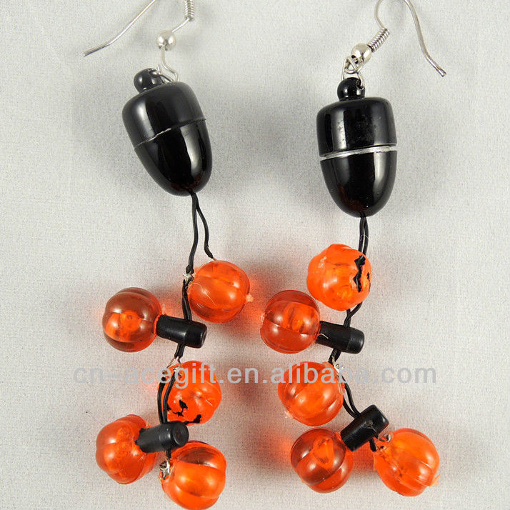 light up christmas earrings,flashing xmas earrings - china ...