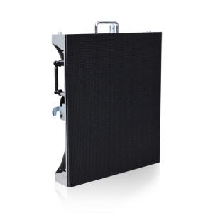 P3.5mm LED TV Indoor Die casting Rental LED Display