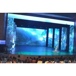 P12.5mm Indoor Curtain Mesh Rental LED Display