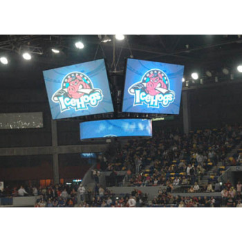 P20mm Advertising LED Display for Basketball Stadium