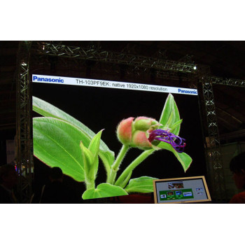 P12.5mm High Brightness Strip Stage LED Display