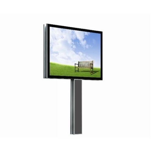 Outdoor advertising led display screen images for Exterior led screen