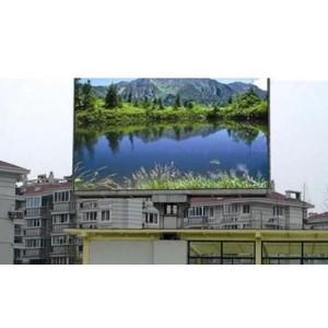 Housetop LED Screen for Advertising