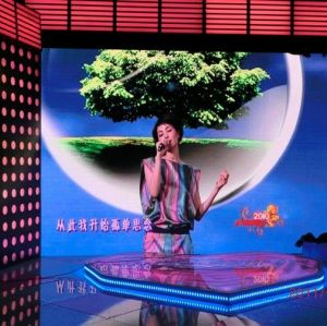 P6mm Ultra Slim LED Display for RENTAL