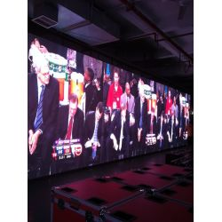 Super Slim Indoor LED PANEL SCREEN
