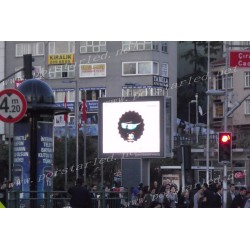 Outdoor LED Billboard in Turkey for Advertising