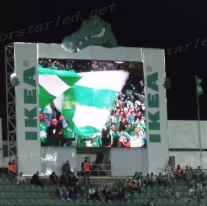 Outdoor LED Scoreboard Screen for Football Stadium