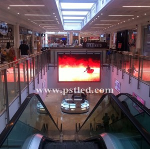 P8mm Indoor Advertising LED Screen for Shopping mall Advertising