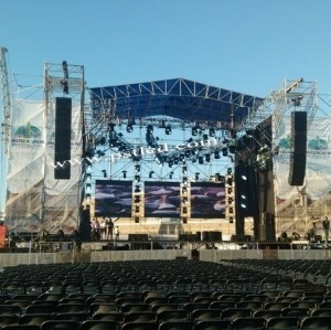 60sqm P9.375mm Outdoor Die casting Rental LED Screen with High Gross