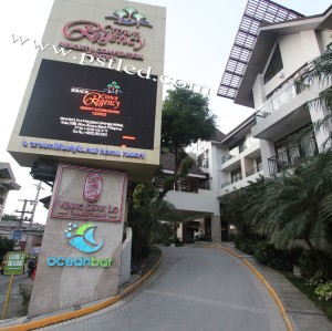 Boracay Advertising LED Display SCREEN