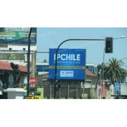 Chile Outdor LED Billboard Screen Pantalla LED