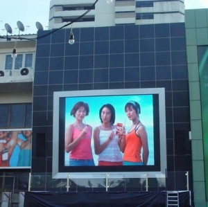 Outdoor LED Screens Sign