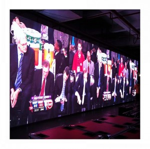 P7.2mm Indoor Full Color Slim Rental LED Display
