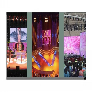 P7.8mm Outdoor Aluminum Rental LED Display