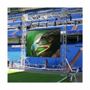 P8mm SMD5050 Outdoor Rental LED Display Hire