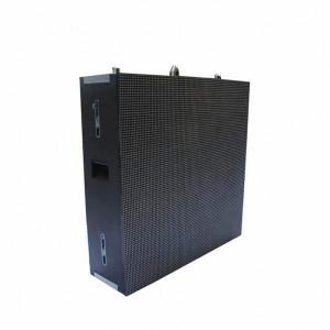 P16mm Virtual Outdoor Rental LED Display