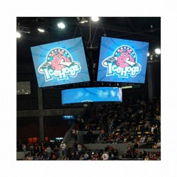 Basketball Stadium LED Display Screen