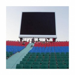 P16mm Wall mounted Outdoor LED Display Screen for Advertising