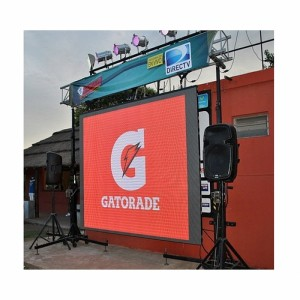 P12mm 2R1G1B Outdoor Rental LED Display