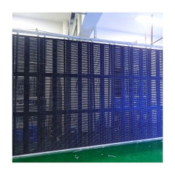 P15 Outdoor Curtain LED Display Screen for Background stage event
