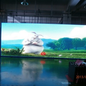 New Curtain Mesh RENTAL LED Screen