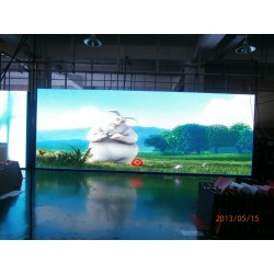 New Curtain Mesh RENTAL LED Screen