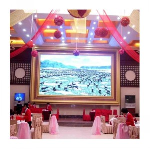 P6mm Pantalla LED Interior LED Displays