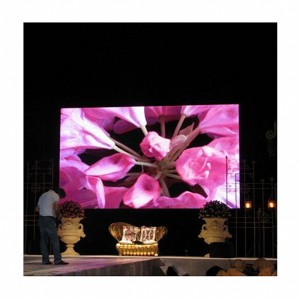 P5mm Pantalla LED Interior Full color video wall