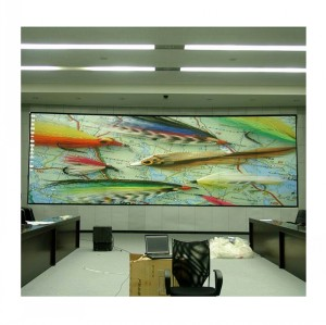 P4mm Full color Pantalla LED para interior