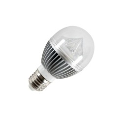 5W LED Bulb with SMD/COB/High Power Light
