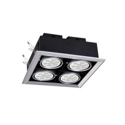 36W LED Downlight