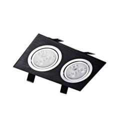 6W COB/High Power LED Downlight