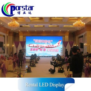 Rental LED Display for indoor