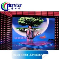 P3.5mm Pantalla LED para alquiler Interior