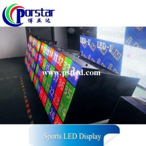 Full video Perimeter Stadium Display