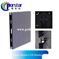 P6mm Black LED Indoor Full Color Slim Rental LED Display